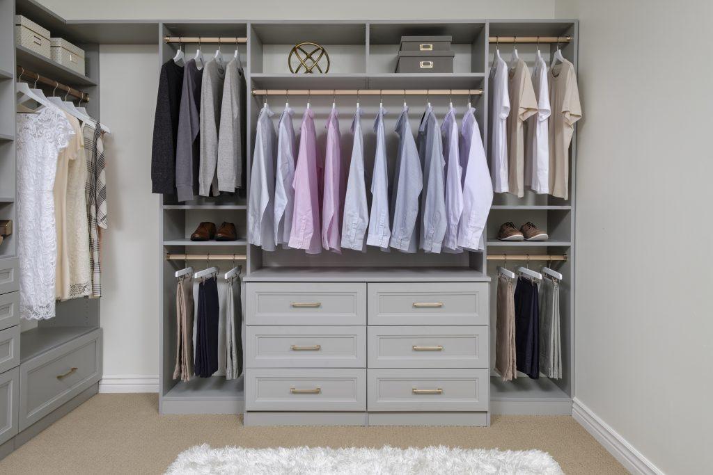 Allegra Walk-In closet Men's